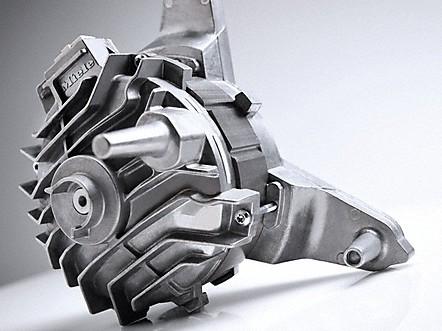 Motore inverter con tecnologia profieco lavatrici for Motore inverter lavatrice