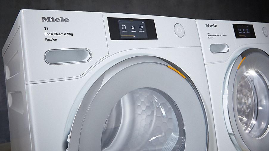 Miele Tutte le lavatrici, asciugabiancheria e stiratrici | Miele