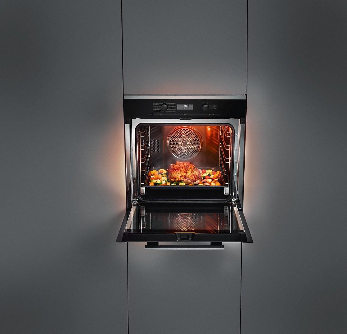miele forni h 6267 b forni. Black Bedroom Furniture Sets. Home Design Ideas