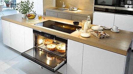 Miele i nostri forni e cucine elettriche in breve miele - Forno ad incasso miele ...