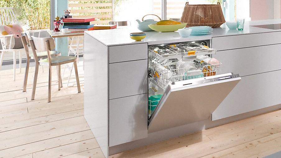 Miele lavastoviglie da incasso efficienti per la cucina miele - Porta per lavastoviglie da incasso ...