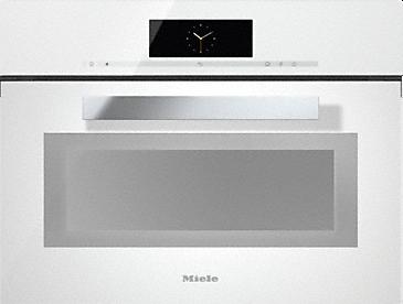 Miele dgc 6800 forno a vapore con modalit forno - Forno tradizionale e microonde insieme ...