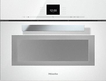 Miele dgc 6600 forno a vapore con modalit forno tradizionale xl - Forno tradizionale e microonde insieme ...