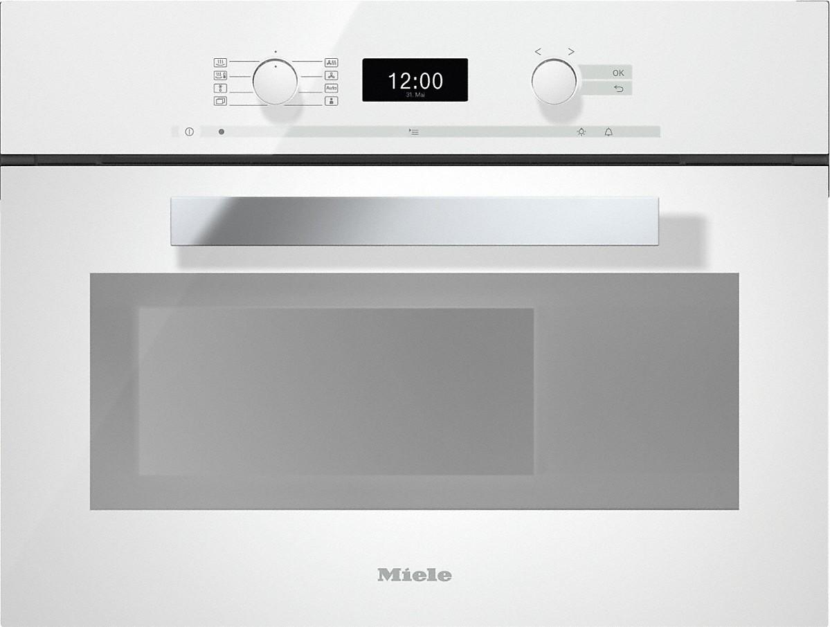 Miele dgc 6400 forno vapore con funzione tradizionale - Forno microonde e tradizionale insieme ...