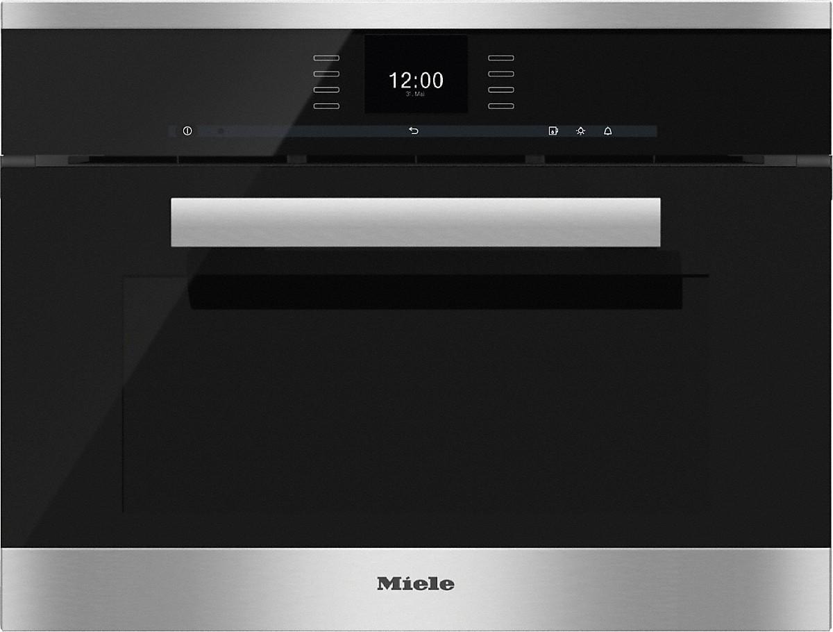 Miele dgc 6600 forno a vapore con modalit forno - Forno tradizionale microonde ...