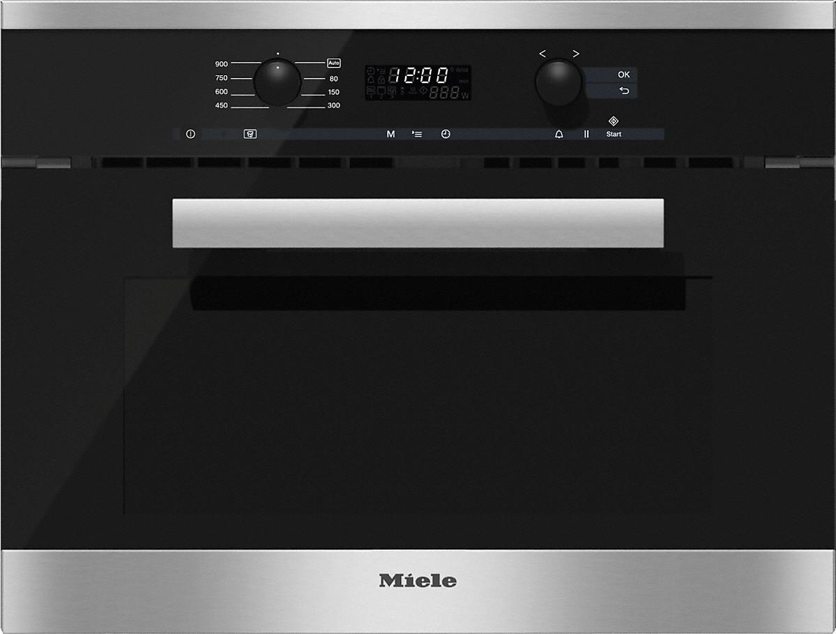 Miele m 6260 tc forno a microonde da incasso - Microondas de encastrar ...