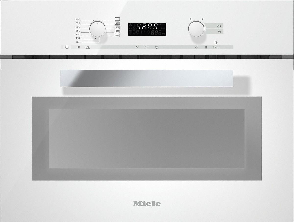 Miele m 6262 tc forno a microonde da incasso - Forno con microonde integrato ...
