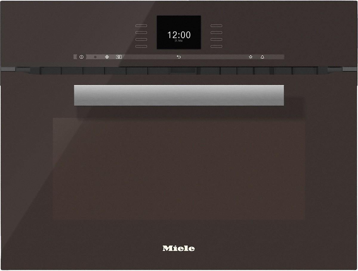 Miele h 6600 bm forno combinato con microonde - Forno e microonde combinato ...