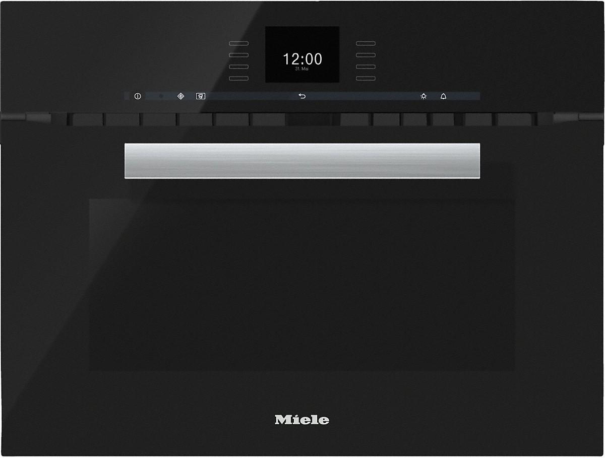 Miele h 6600 bm forno combinato con microonde - Forno tradizionale e microonde insieme ...