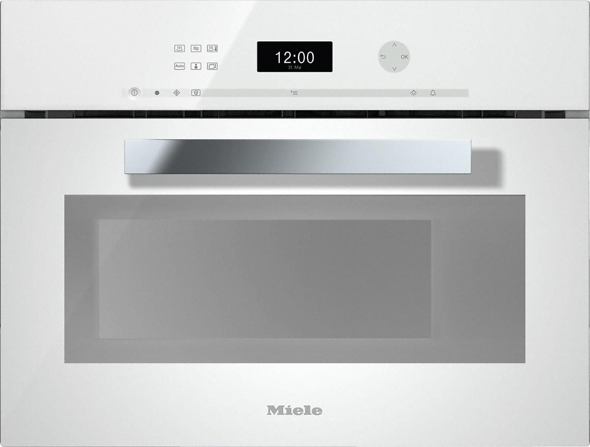 Miele dgm 6401 forno a vapore con microonde - Forno con microonde ...