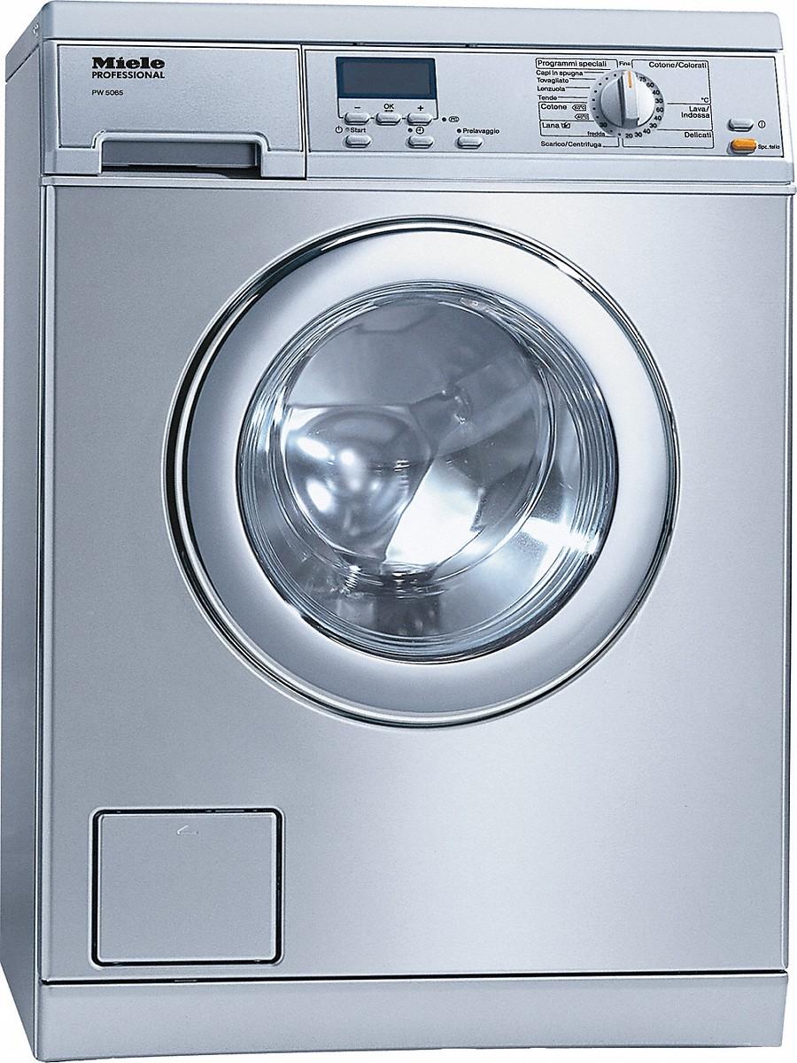miele pw 5065 el lp lavatrice riscaldamento elettrico. Black Bedroom Furniture Sets. Home Design Ideas