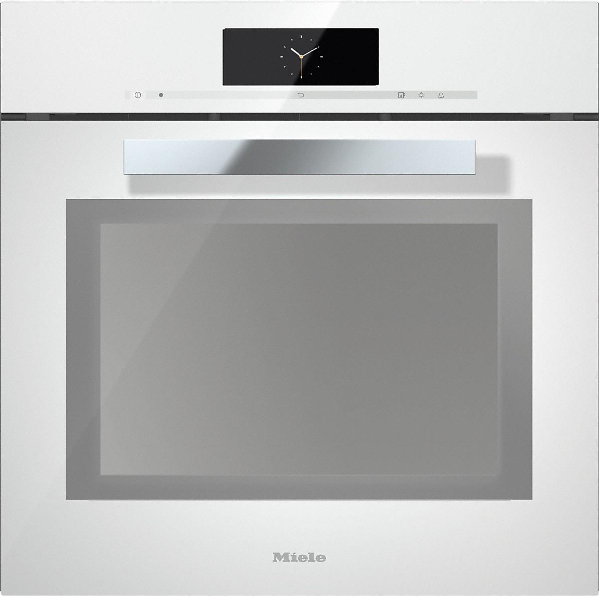 Miele dgc 6860 forno a vapore con modalit forno - Forno tradizionale microonde ...