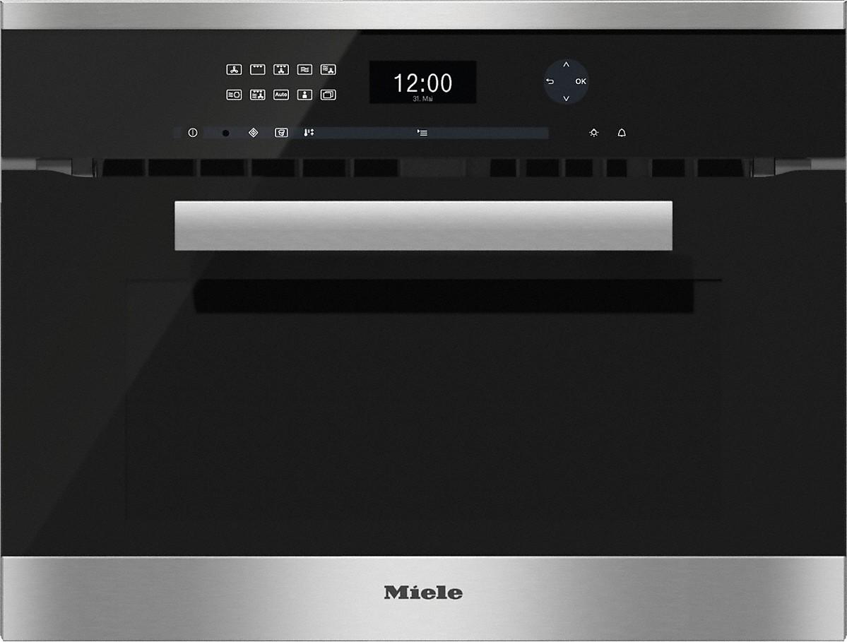 Miele h 6401 bm forno combinato con microonde - Forno con microonde ...