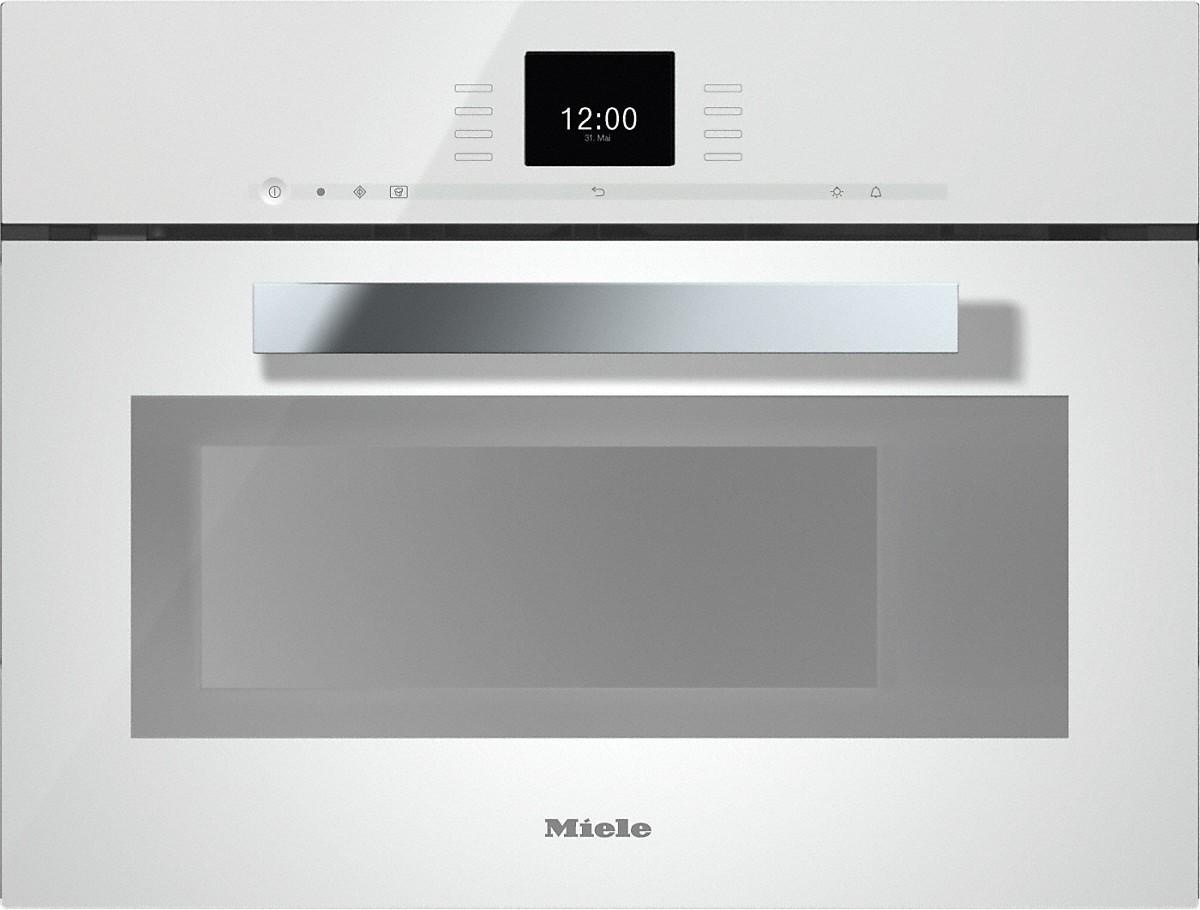 Miele dgm 6600 forno a vapore con microonde - Forno a microonde cottura a vapore ...