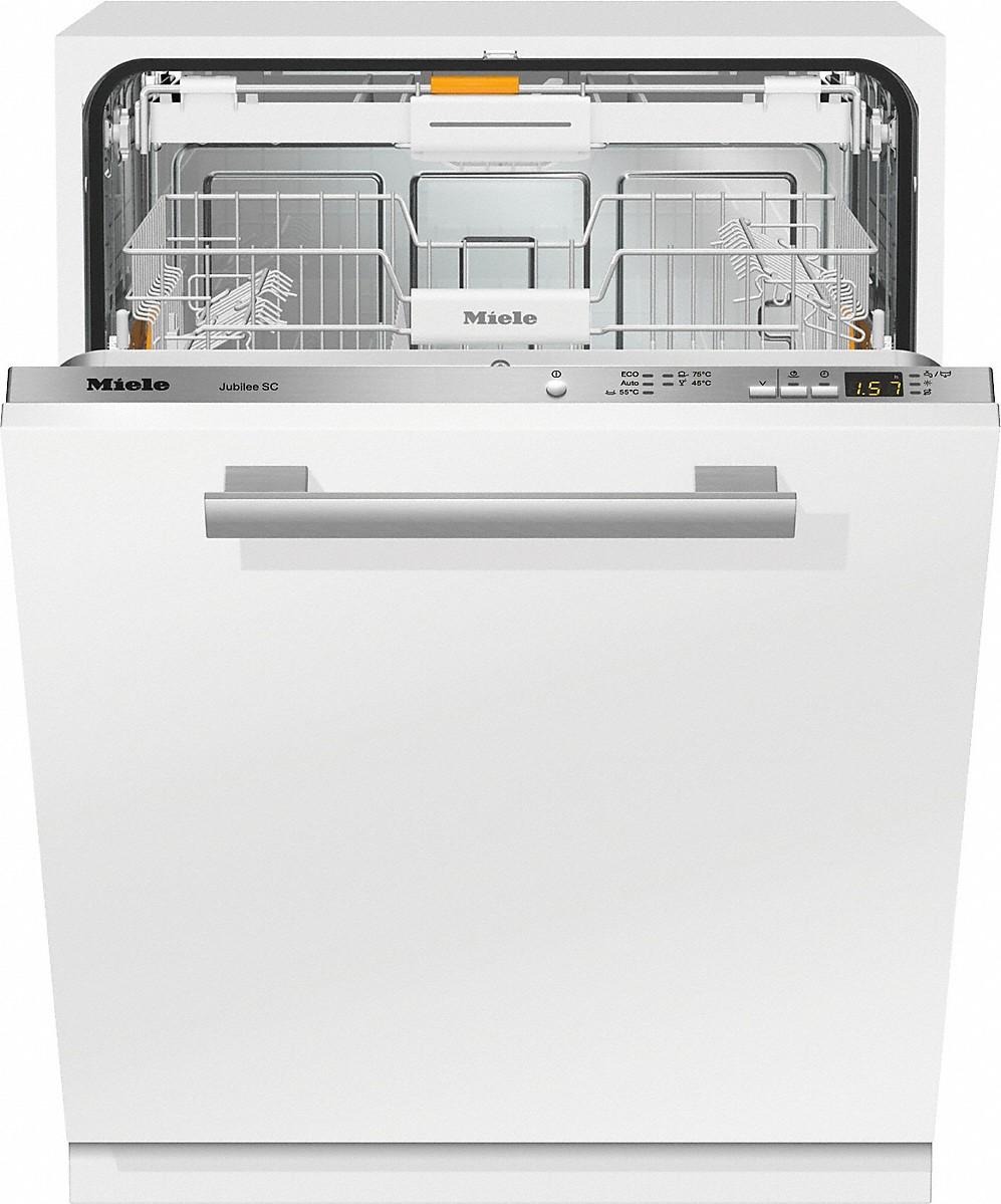 Miele G 4985 SCVi XXL Jubilee Lavastoviglie totalmente integrata XXL